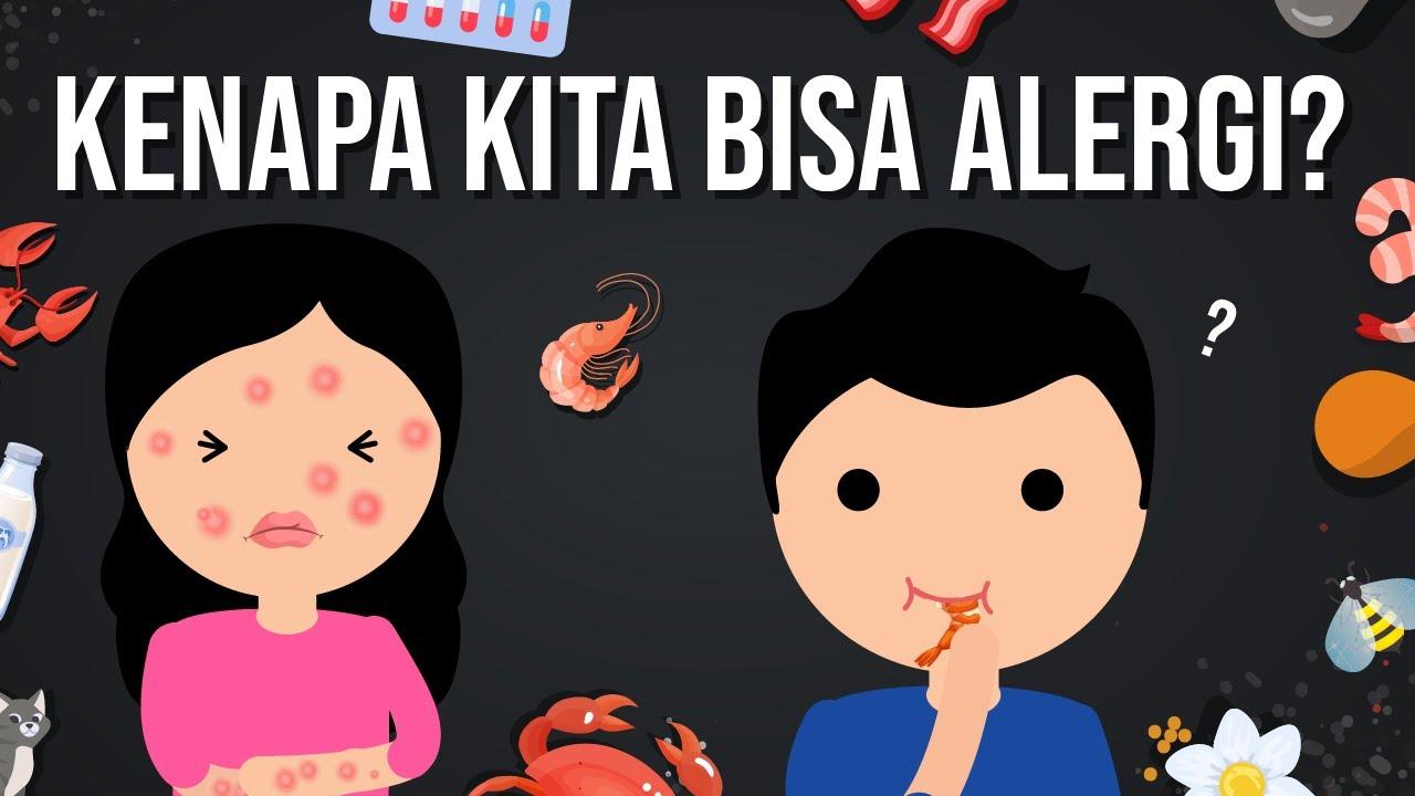 Kenapa Kita Bisa Alergi?