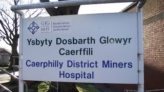 CAERPHILLY - The Miners Hospital