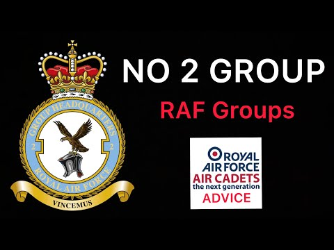 NO 2 GROUP | RAF GROUPS | AIR CADET ADVICE