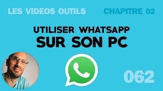 Installer Whatsapp sur votre PC