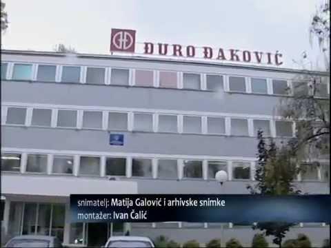 SBtv Vijesti - Đuro Đaković otpušta 200 radnika