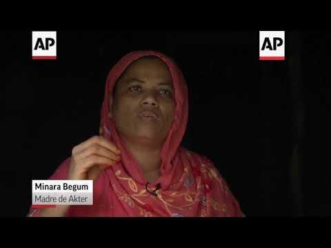 Refugiada adolescente espera convertirse en la mujer Rohingya más educada - 동영상