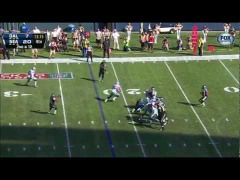 Russell Wilson 2012 Rookie Highlights