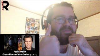 Characters Voice Comparison - 'Thanos' Reaction!