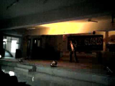 pawan globus,2010,freshers party dance 1