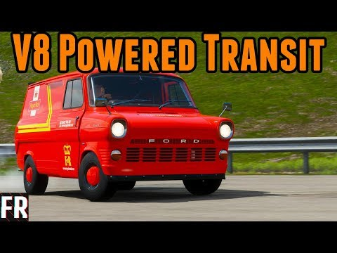 Forza Horizon 4 - Hill Climb Build - Classic Ford Transit thumbnail