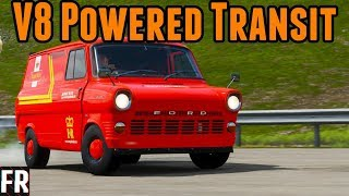 Forza Horizon 4 - Hill Climb Build - Classic Ford Transit