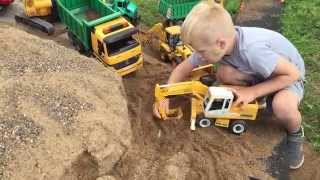 BRUDER TOYS BWORLD BAUSTELLE ♦ Big Set by Jack BRUDER TOY KID (Long Play)
