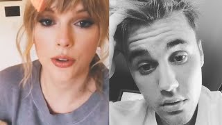 Taylor Swift vs. Justin Bieber / Scooter Braun Feud (Explained)