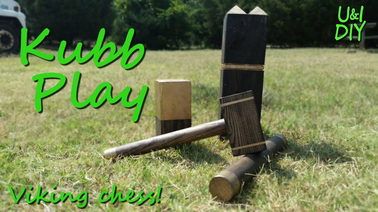 How to play Kubb - YouTube
