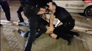 Быдло Мажоры vs импотенты полиции