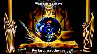 Iron Maiden - The Prophecy Subtitulado al Español with Lyrics (HD).wmv
