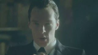 Sherlock BBC.The Abominable Bride || Paint It, Black