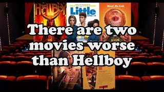 Hellboy / Little / Missing Link / After / The Haunting of Sharon Tate - Midnight Screenings Reviews