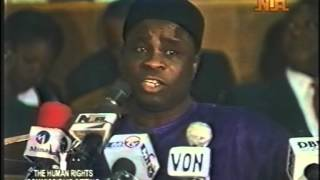 Major General Abdulkareem Adisa on 1996 Coup - Oputa Panel