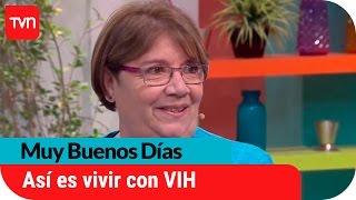 Así es vivir con VIH en Chile   Muy buenos días
