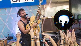 """SPIN Sessions: Shakey Graves — """"Roll the Bones/Built to Roam"""" (Live At Voodoo Experience 2016)"""