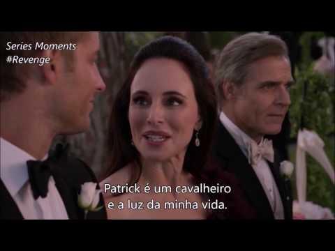 Series Moments - Revenge: S03E10: Wedding of Daniel and Emily.