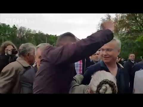 В Харькове фашисты ПОЛУЧИЛИ П*ЗДЫ!!СРОЧНО