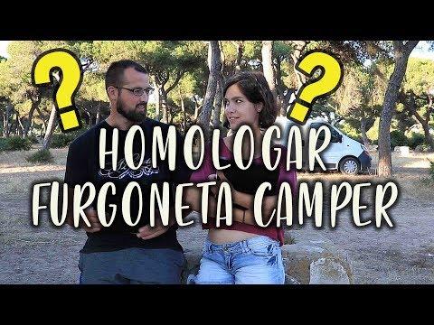 Preguntas & Respuestas HOMOLOGAR FURGONETA CAMPER 2018 | Al Son de mi Furgón