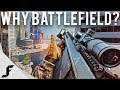 Why Battlefield?