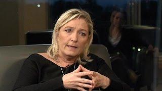 Le Pen: I admire