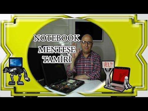 Notebook Menteşe Tamiri [Laptop Hinge Repair]