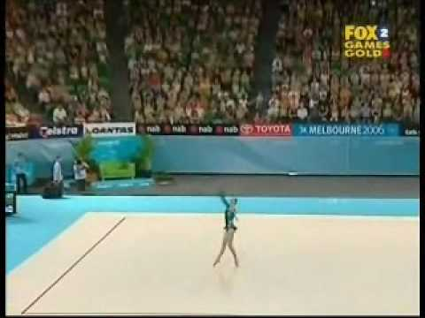 Carly Orava 2006 Commonwealth Games Clubs Final