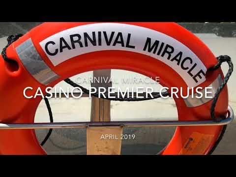 Carnival Premier Casino Cruise