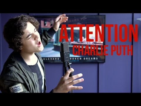 Attention - Charlie Puth (Cover by Alexander Stewart)