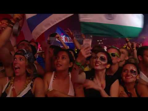 Axwell /\ Ingrosso - On My Way / Sun Is Shining (Tomorrowland 2016)