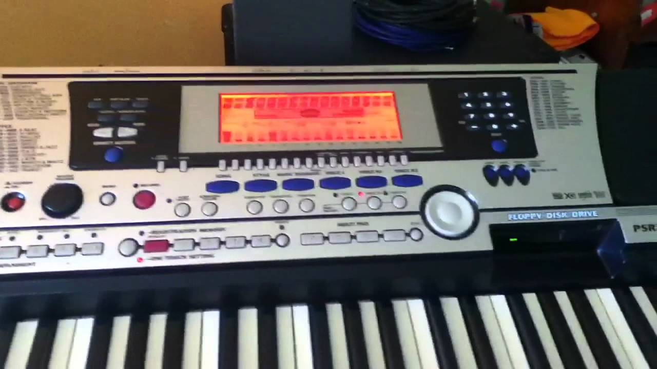 yamaha psr 550 demo youtube. Black Bedroom Furniture Sets. Home Design Ideas