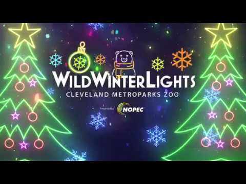 Cleveland Zoo Christmas 2020 Wild Winter Lights presented by NOPEC | Cleveland Metroparks