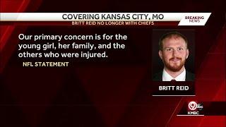 Report: Britt Reid No Longer Employed By Kansas City Chiefs