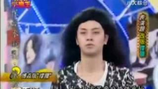 2010 07 02 百分百娱乐王 爱玩长发的羅志祥