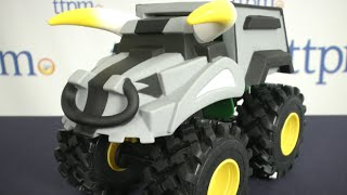 John Deere Monster Treads Dump Truck with Armor from TOMY