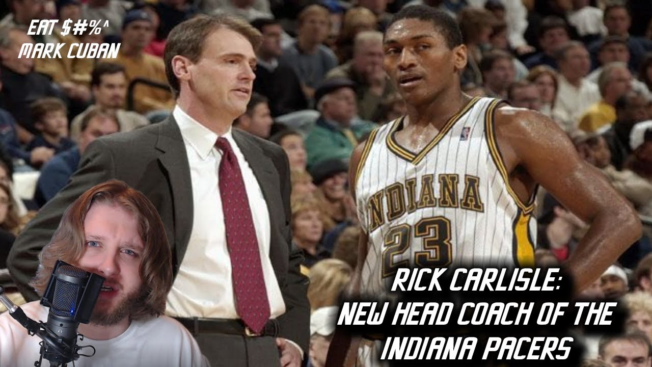 Pacers announce Rick Carlisle's return as coach