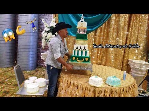 Henos Aqui /pastel De Regalo Para Mi Primix De 15 Años