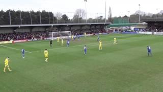 AFC Wimbledon v Portsmouth F.C. (SkyBet League 2)