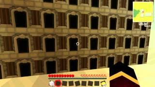 Minecraft - Custom Map - Checkmate Part 1 [ITA]