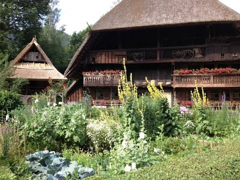 The Black Forest Open Air Museum Youtube
