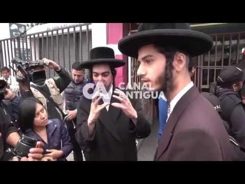 Guatemalan TV Coverage On Lev Tahor Raid