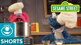 Sesame Street: Succotash with Onions | Cookie Monster's Foodie Truck