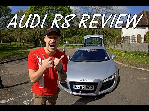 Living with a Supercar: Audi R8 Review