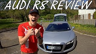 living with a supercar audi r8 review