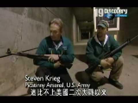Russian AK 47 vs American M16