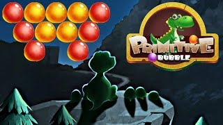 Primitive Bubble Gameplay Part-1 first 15 levels Complete by YaHruDv