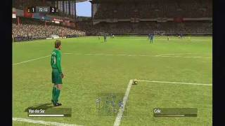 FIFA 06 | Arsenal x Manchester United (English Premier League)