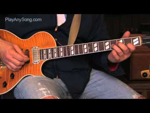 Paint it Black - How to Play Paint it Black by The Rolling Stones on Guitar