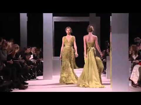 ELIE SAAB HAUTE COUTURE Spring/ Summer 2011- Part 1